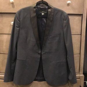Men's evening regular fit suit.